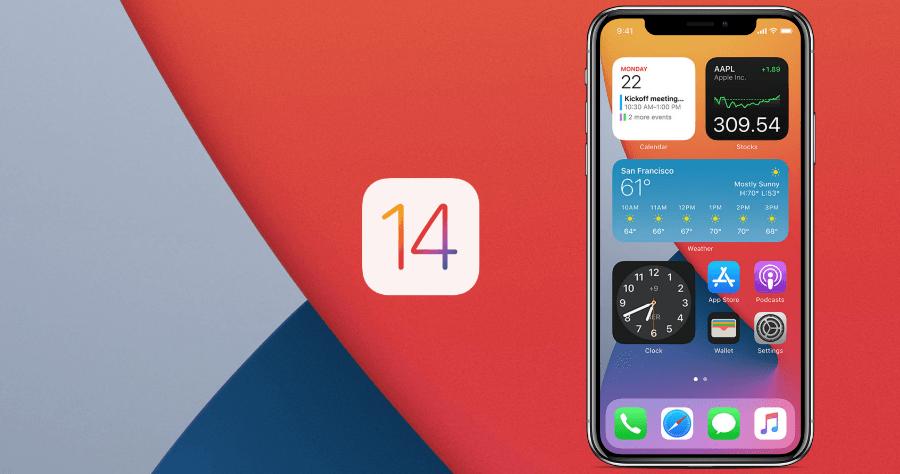iOS 14 懶人包