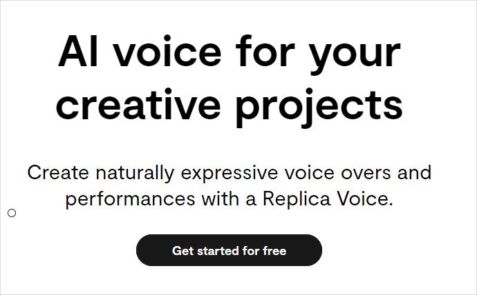 Replica Studios