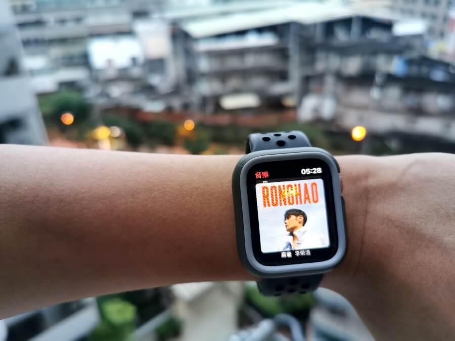 apple watch聽歌app