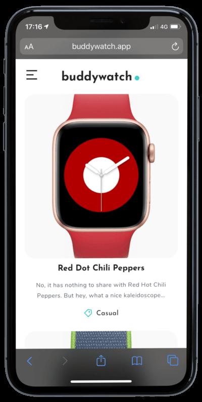 apple watch錶面推薦