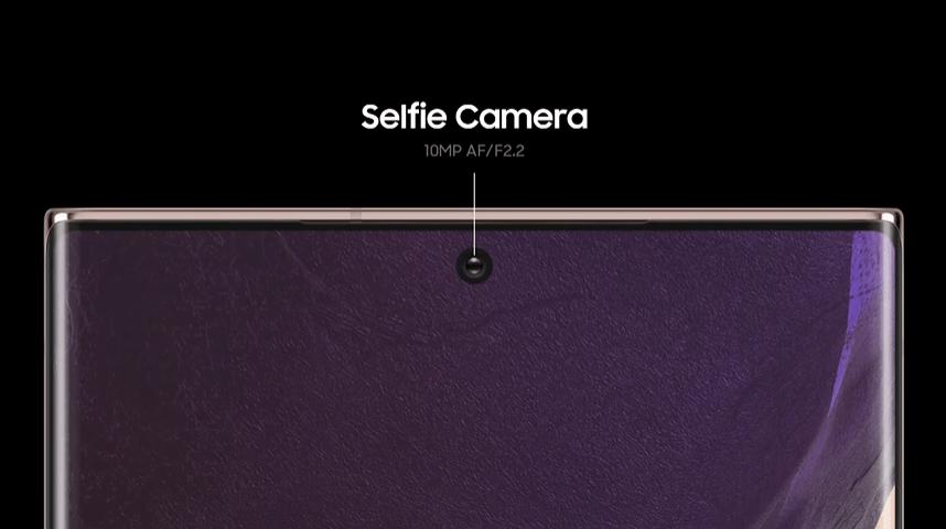 Samsung Galaxy Note20 Ultra 台灣