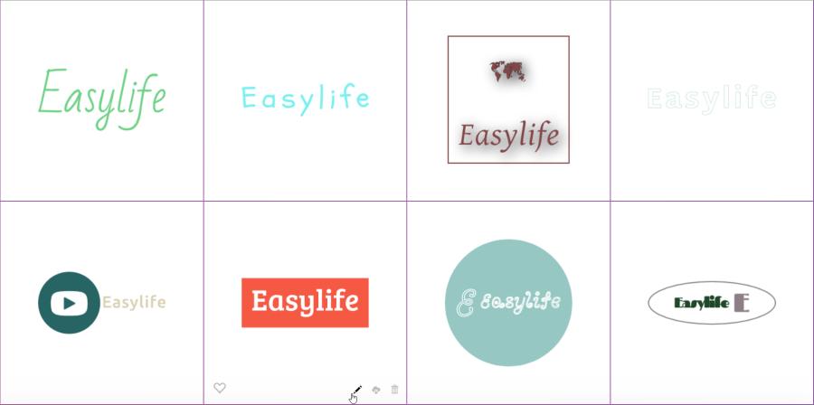 免費線上Logo設計