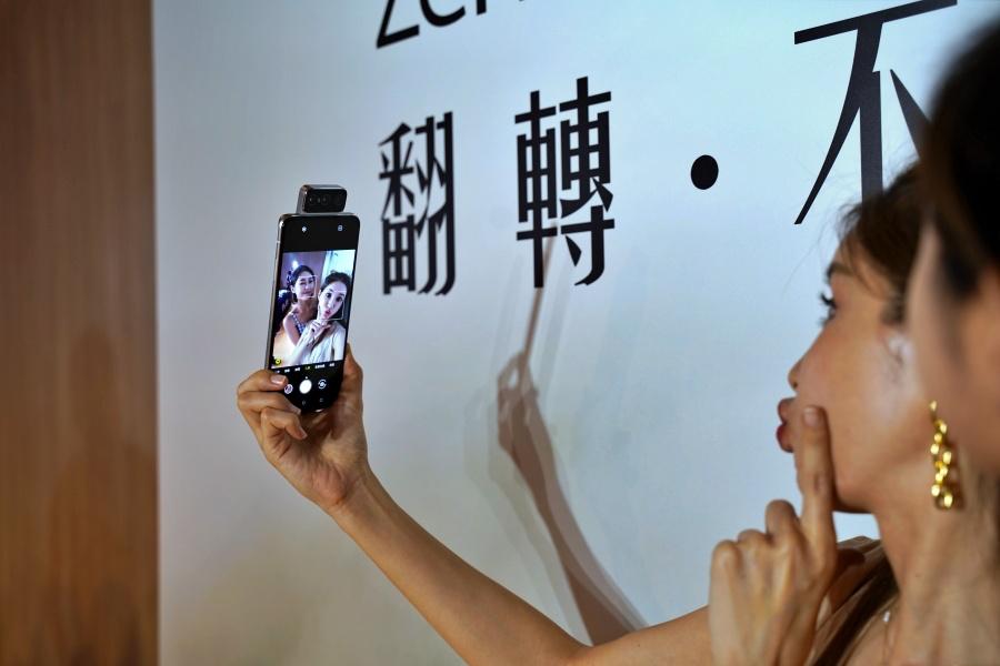Zenfone 7 Pro 翻轉鏡頭