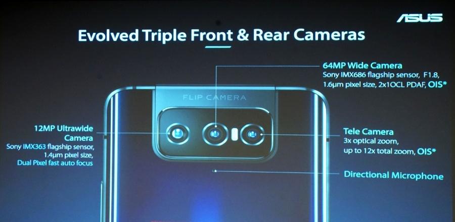 ASUS Zenfone 7 Pro 鏡頭