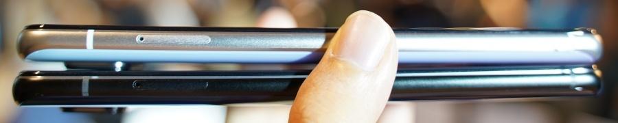 Zenfone 7 與 Zenfone 7 Pro 外觀差異