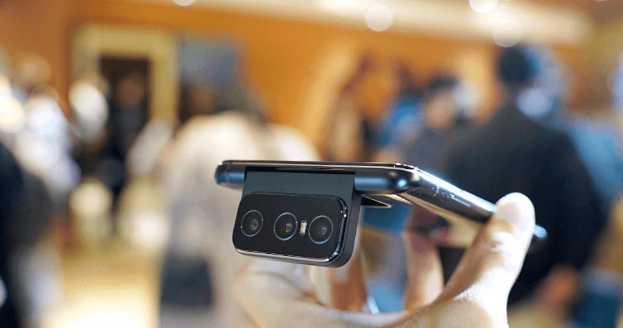 Zenfone 7 Pro 動手玩