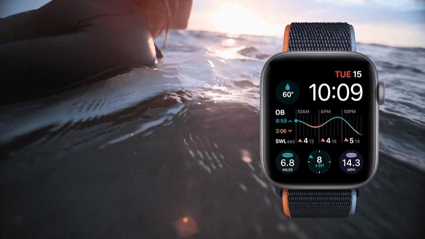 Apple Watch Series 6 一體成形錶帶