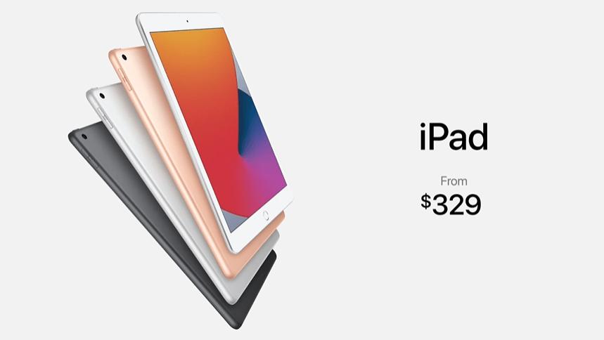 iPad 第八代 處理器