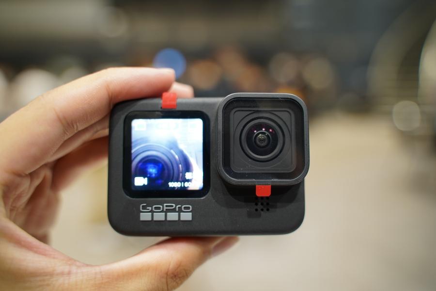 Gopro 9 鏡頭模組
