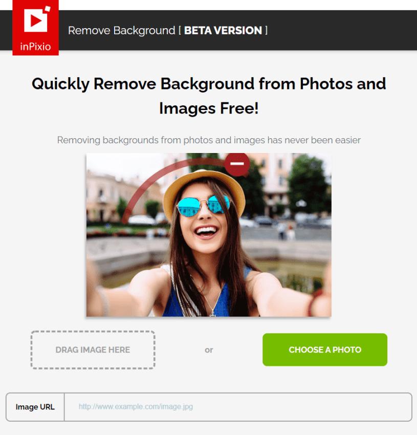 照片透明背景App