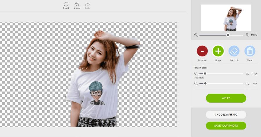 InPixio Remove Background