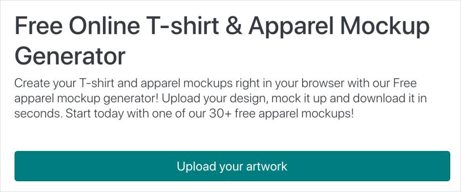 Mockup Mark