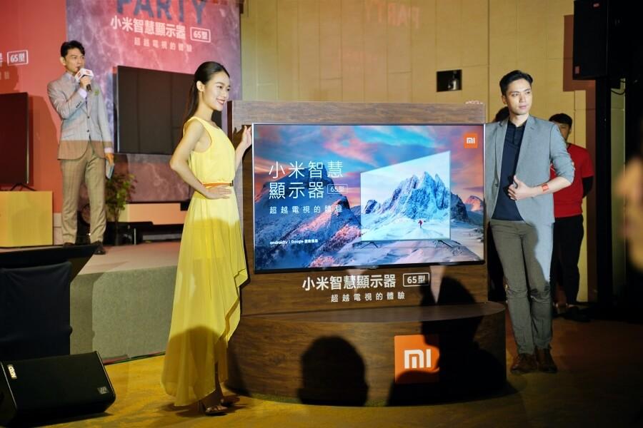 小米電視 台灣開賣