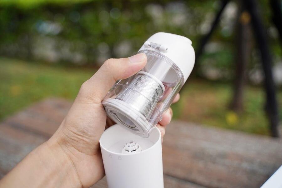 米家無線吸塵器 mini 吸力