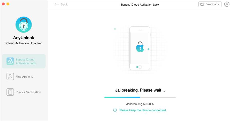 iCloud 啟用鎖定破解
