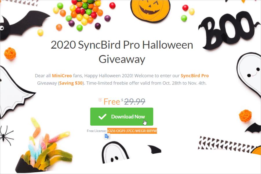 SyncBird Pro 破解版