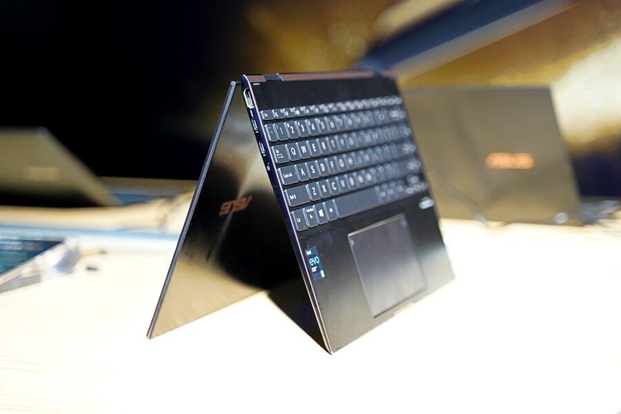 ZenBook Flip S 四大模式