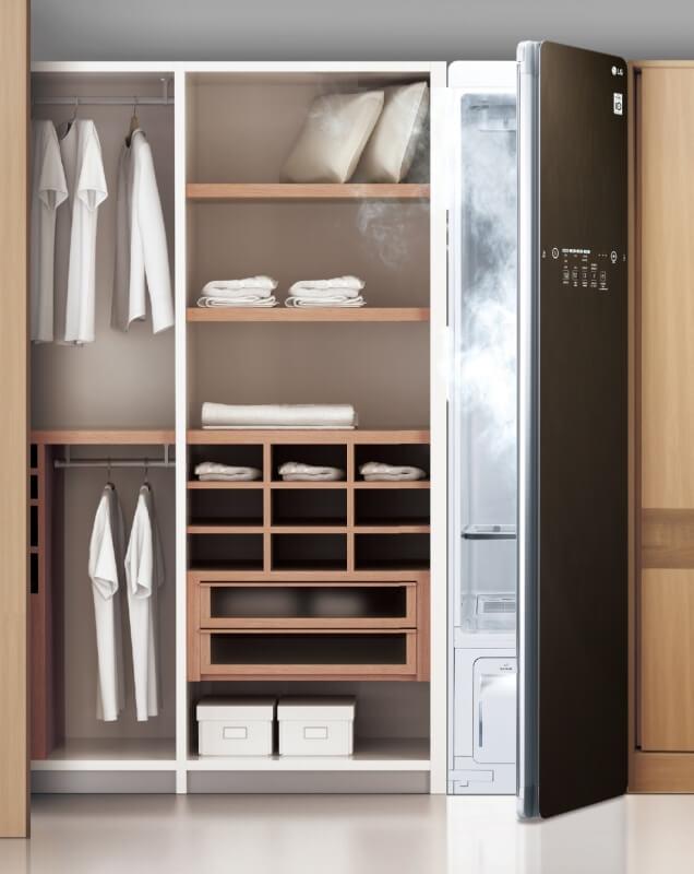 LG Styler 蒸氣電子衣櫥