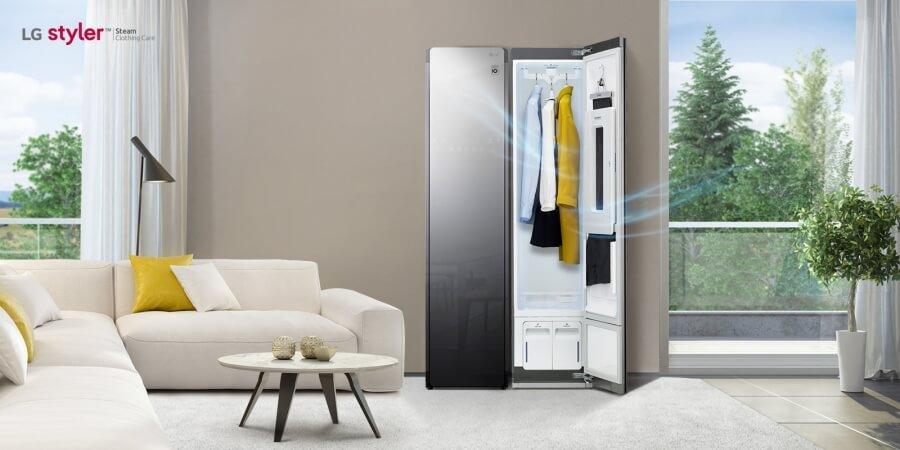 lg styler智慧電子衣櫥評價
