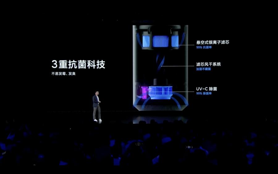 米家純淨式智能加濕器 Pro 上市