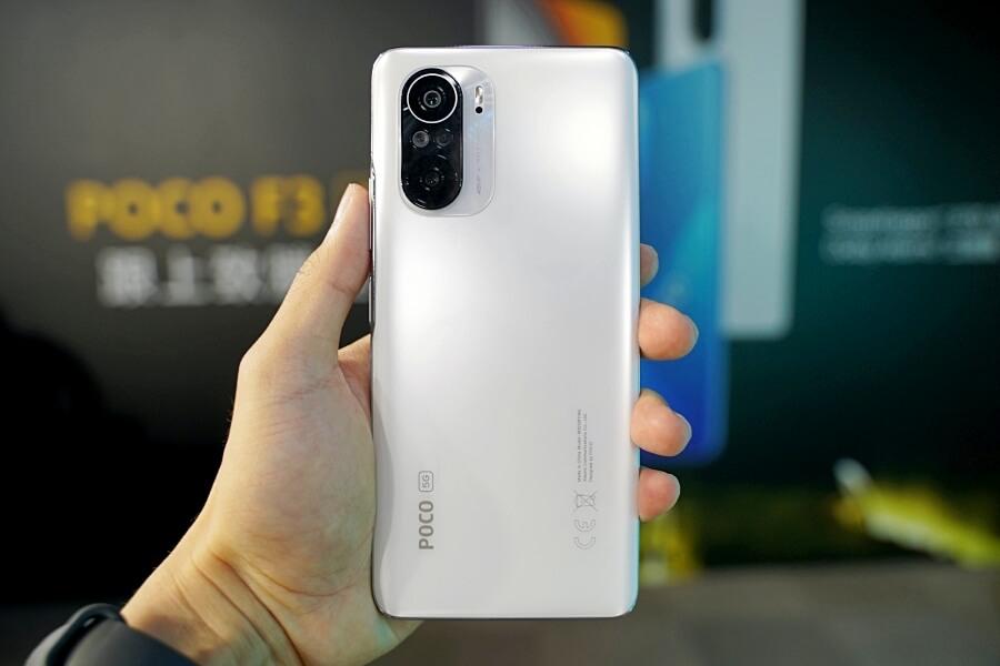 POCO F3 相機
