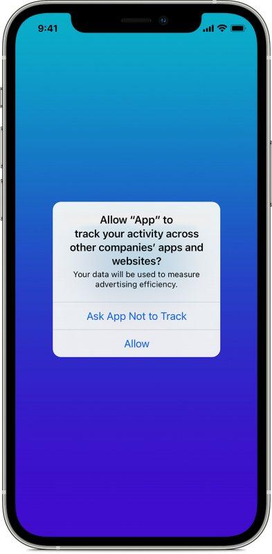 App追蹤控制權