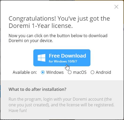 Doremi Music Downloader