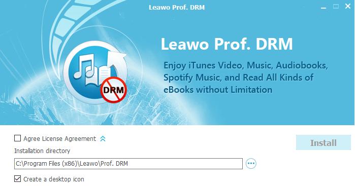移除 Spotify DRM 保護
