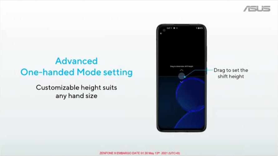 ZenFone 8 顏色