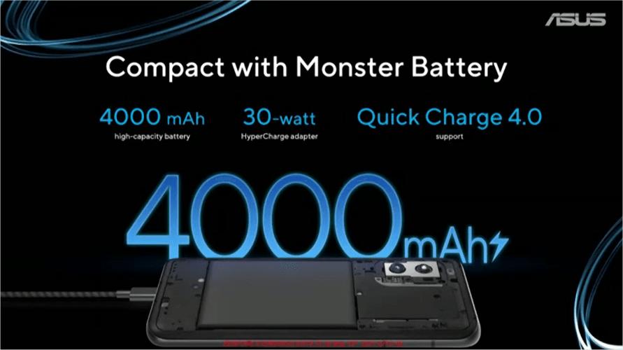 Zenfone 8 電池