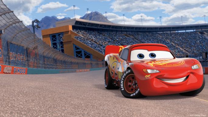 Cars 3 閃電再起視訊背景