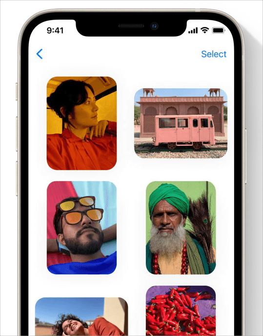 iOS 15 訊息更新