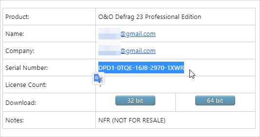 O&O Defrag 23 Pro