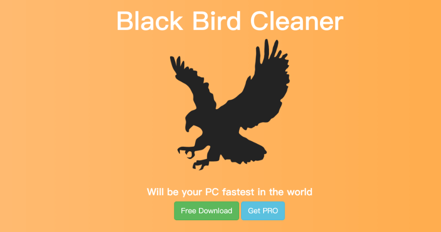 Black Bird Cleaner PRO