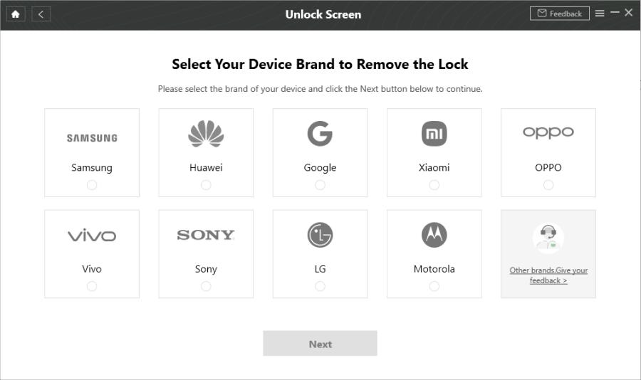 手機螢幕解鎖密碼破解