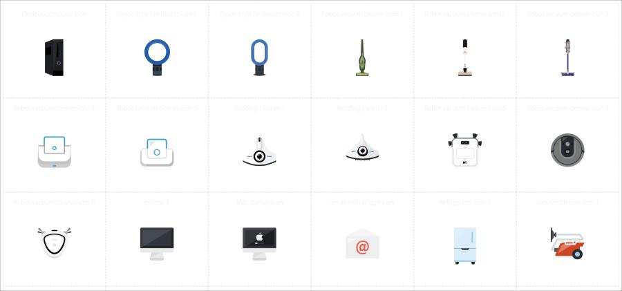 3C icon 下載