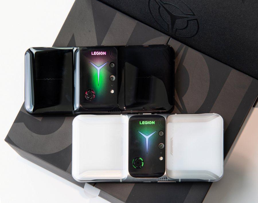 Legion Phone Duel 2 處理器
