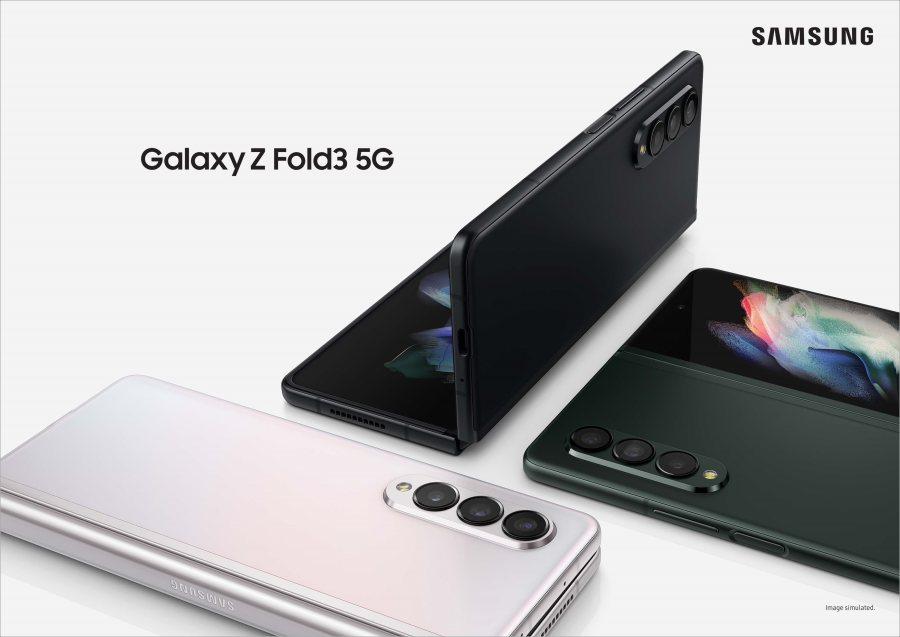 Galaxy Z Fold3 5G 規格