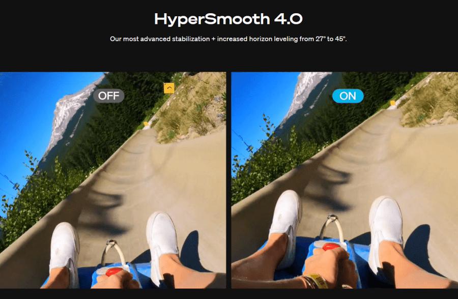 GoPro 10 功能