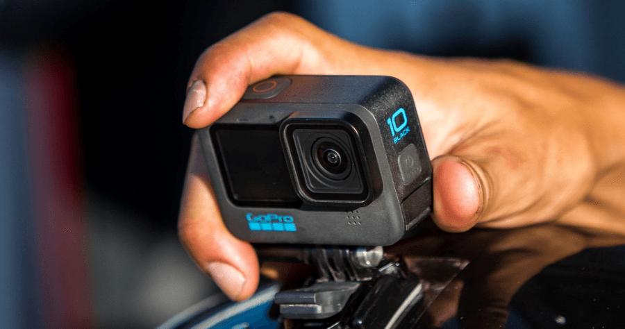 GoPro HERO 10 Black 正式登場,超強 GP2處理器,售價新台幣 17,000 元