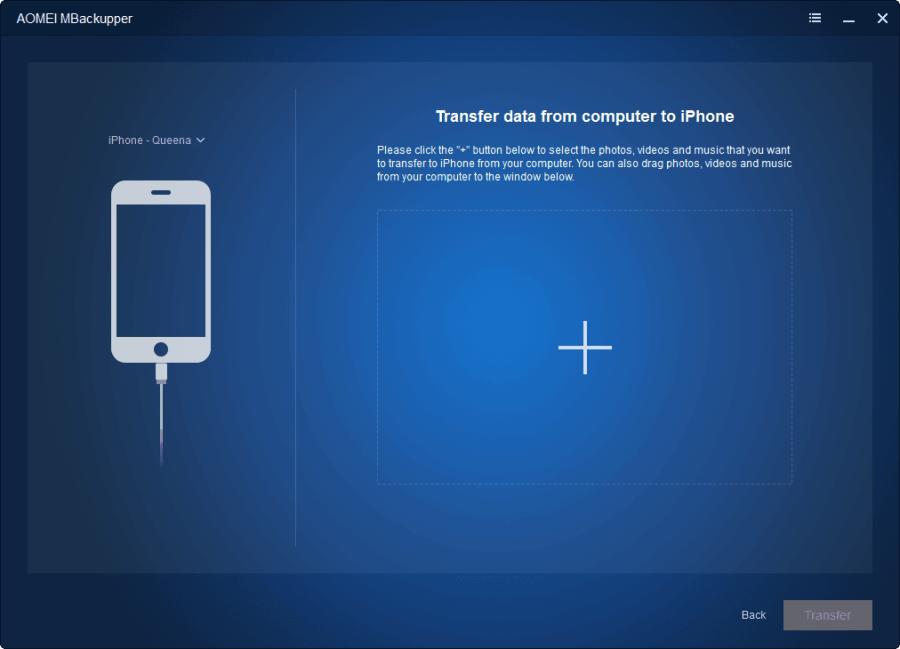 iPhone 轉移功能