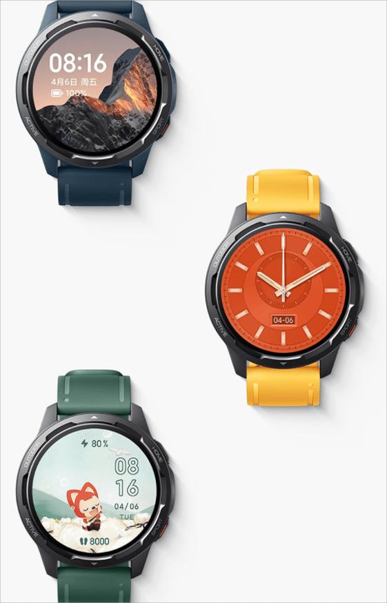 小米手錶 Color 2 螢幕